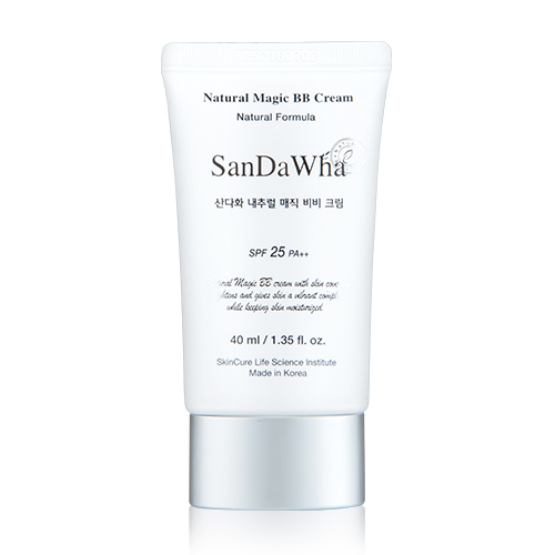 [SanDaWha] Natural Magic BB Cream SPF25/PA++