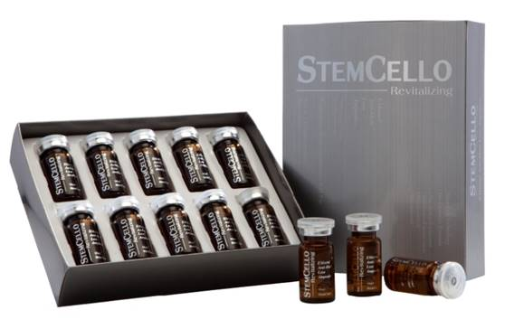 StemCello Revitalizing EMortal Anti-Hair Loss Ampoules