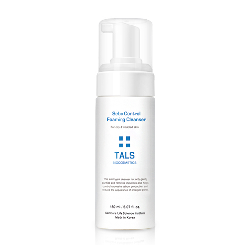 TALS Sebo Control Foaming Cleanser